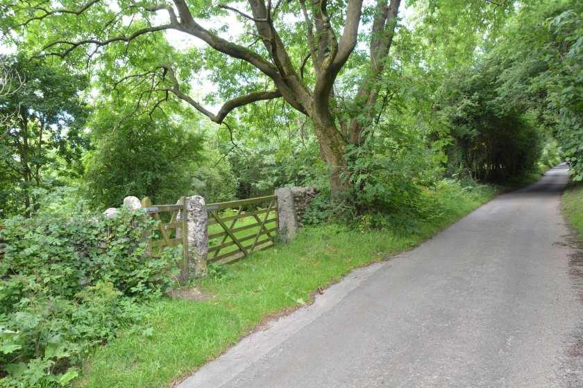 Holme Park Fell Entrance